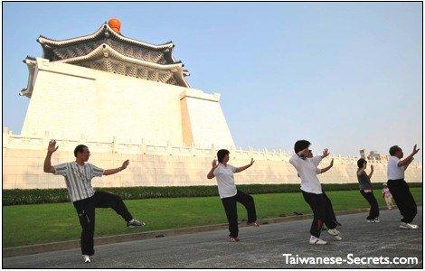 Taiwan-Wushu