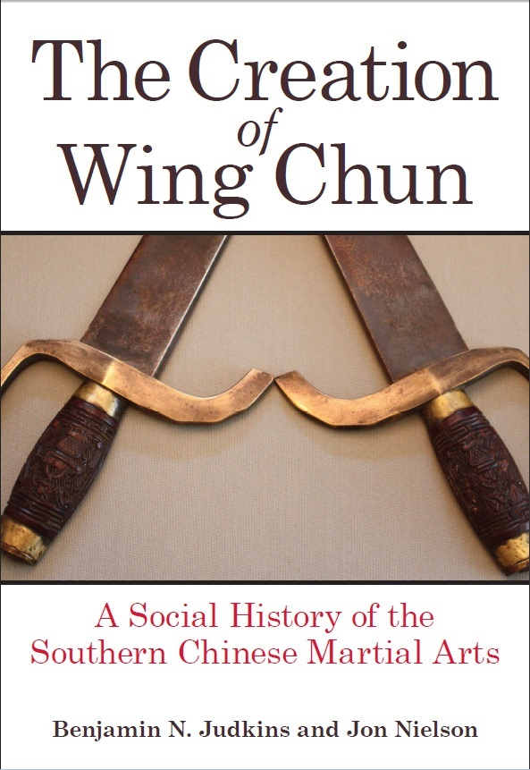 The-Creation-of-Wing-Chun-Cover